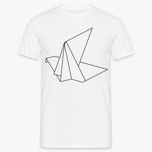 Origami2 - T-shirt herr