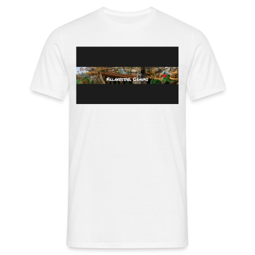 YouTube Main Picture - Men's T-Shirt