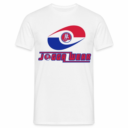 Joggawear Label Trademark - Men's T-Shirt