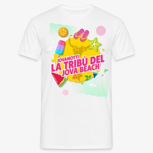 Tribù Beach 2019 - Maglietta da uomo