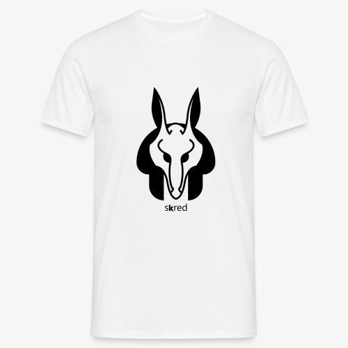 Anubi Soggetto1 - Maglietta da uomo