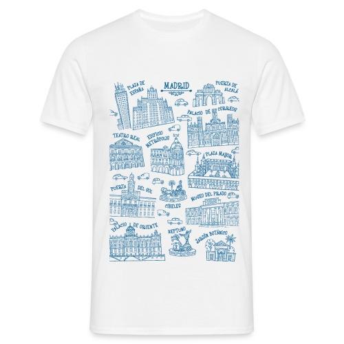 MADRID MONUMENTAL - Camiseta hombre