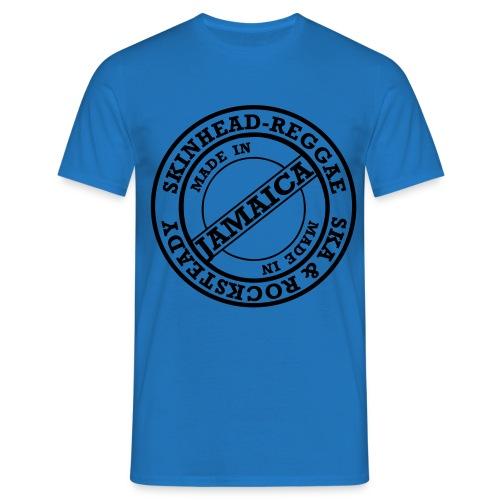 skinheadreggae_made_in_jamaica - Männer T-Shirt