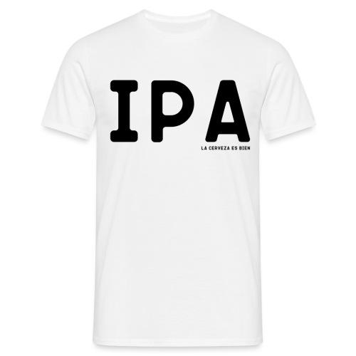 IPA - Camiseta hombre