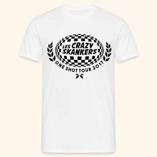 CRAZY - T-shirt Homme