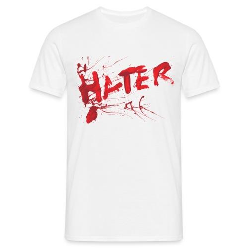 Hater logo t-shirt - Men's T-Shirt