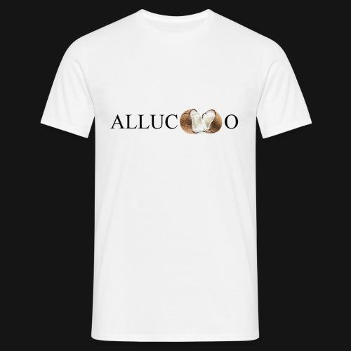 Allucoco blanco - Camiseta hombre