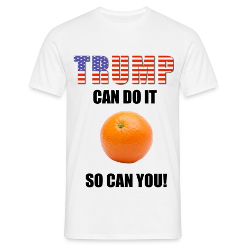 Trump Trans-2 - Men's T-Shirt