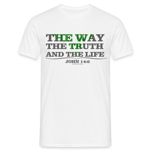 theway - Männer T-Shirt