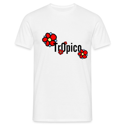 tr0pico - Mannen T-shirt