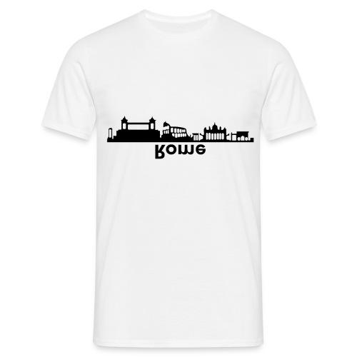 Rome Skyline - Männer T-Shirt