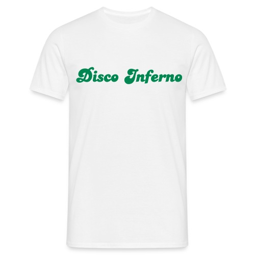 di logo300x50mm - Männer T-Shirt