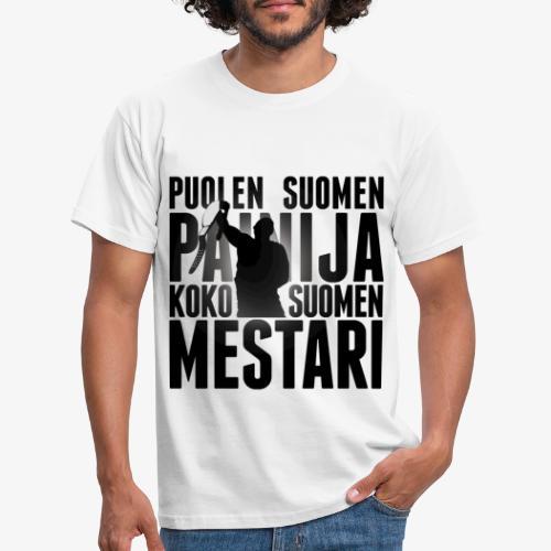 Koko Suomen Mestari - Miesten t-paita