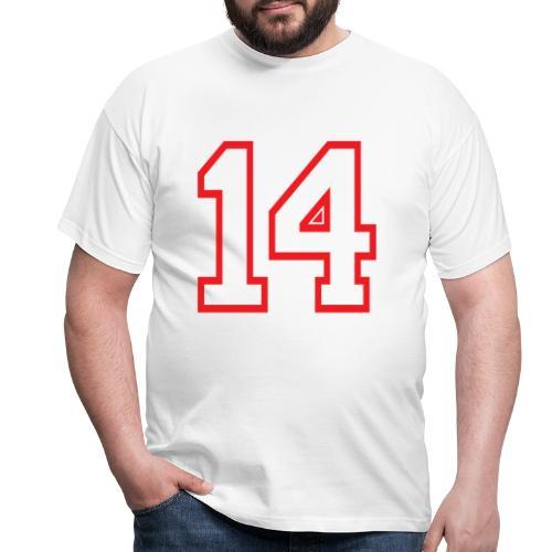 DANNIEB 14 - Maglietta da uomo