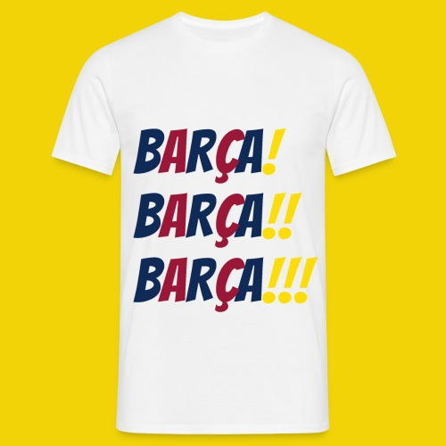 Barça Chant - Men's T-Shirt