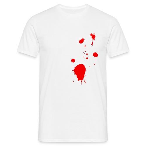 blut - Männer T-Shirt