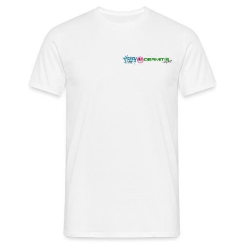 HAPPYdermitis V3.0 - Männer T-Shirt