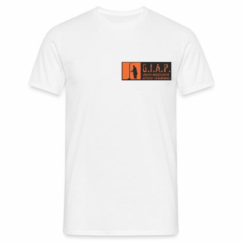 logo giap orange jpg - Maglietta da uomo