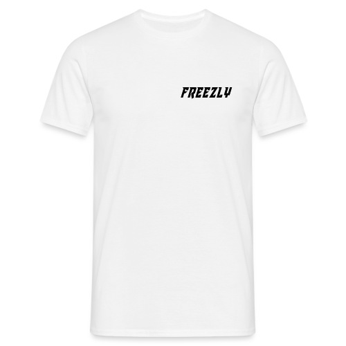 Freezly [Serien] Merch Kollektion - Männer T-Shirt