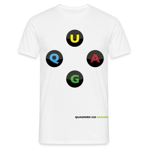 New Logo Wording - Men's T-Shirt