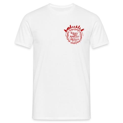 Sito dell Anello SBG R - Maglietta da uomo