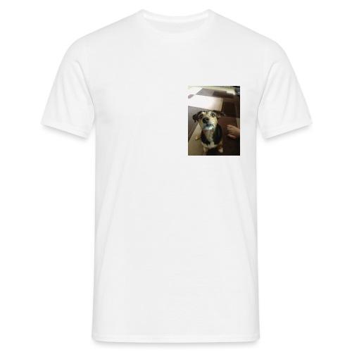 My puppy - Men's T-Shirt