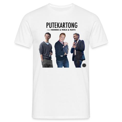 ALLE GUTTA - T-skjorte for menn