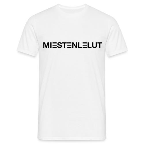 MIESTENLELUT - Miesten t-paita