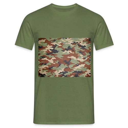 camoprint jpg - Mannen T-shirt