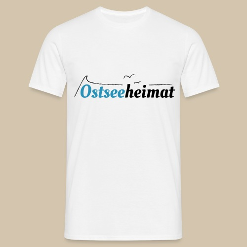 Ostseeheimat - Männer T-Shirt