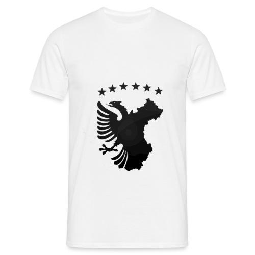 albanien kosovo png - Männer T-Shirt