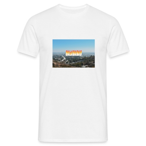 THE VIEW - T-shirt Homme