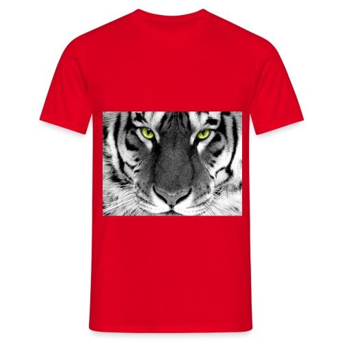 White Tiger jpg - Mannen T-shirt
