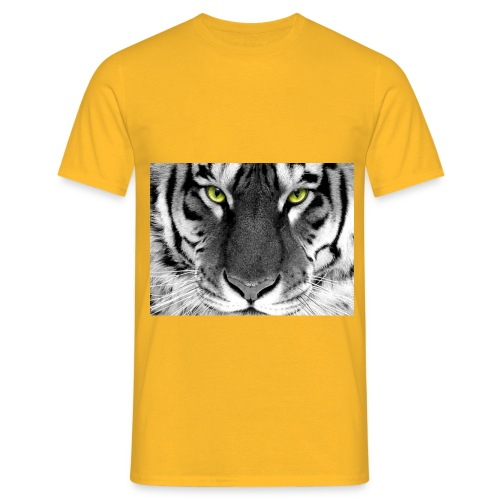 White Tiger jpg - Mannen T-shirt