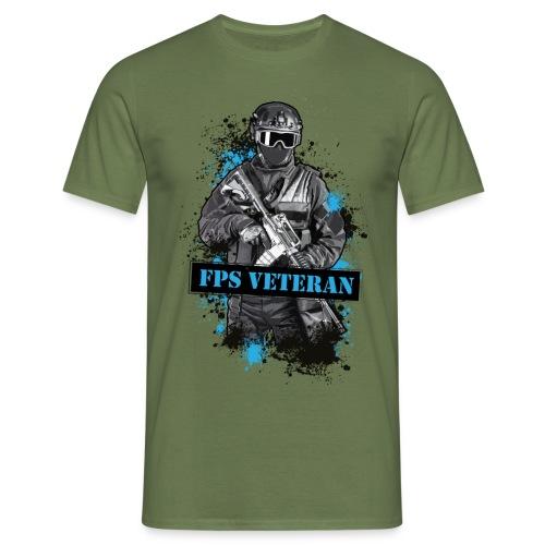 final fpsveteran v2 - Men's T-Shirt
