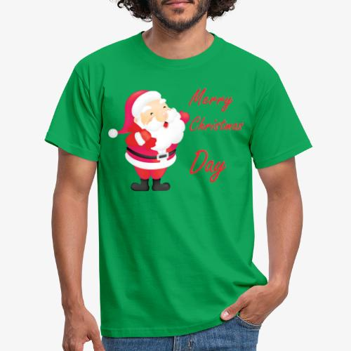 Merry Christmas Day Collections - T-shirt Homme