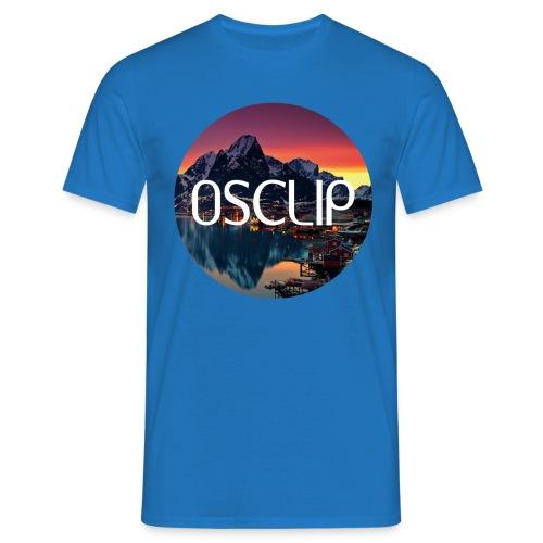 OSCLIP one:1 - T-shirt herr