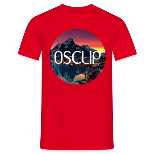 OSCLIP one:1 - T-shirt herr
