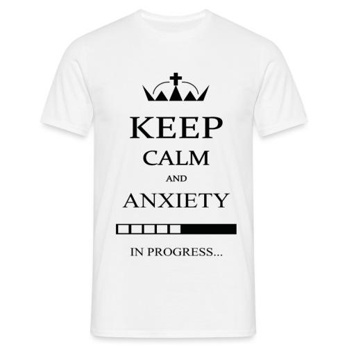 keep_calm - Maglietta da uomo