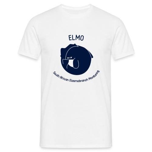 ELMO Logo large - Men's T-Shirt