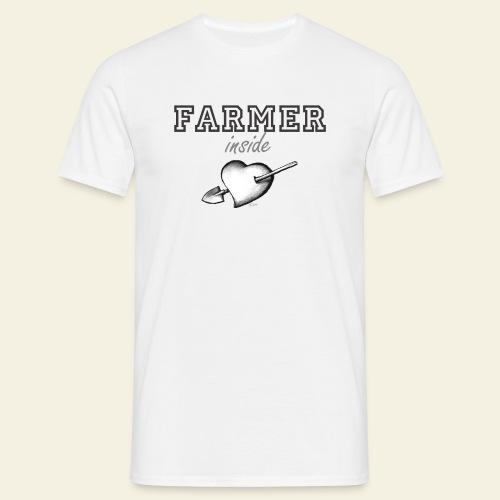 Hearth farmer - Maglietta da uomo