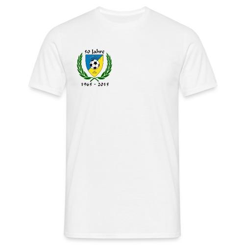 50 Jahr Logo jpg - Männer T-Shirt