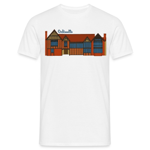 Norreys of Ockwells (Double Sided) - Men's T-Shirt