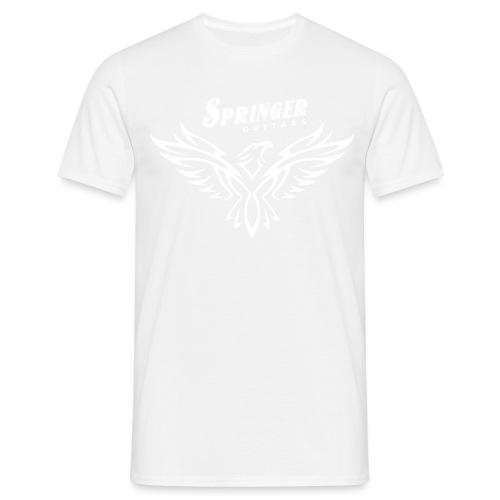 Springer FireHawk white - T-shirt Homme