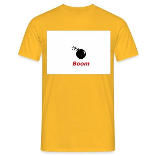 Bomba - Koszulka męska