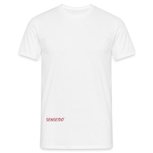 senseidoschriftzug png - Männer T-Shirt