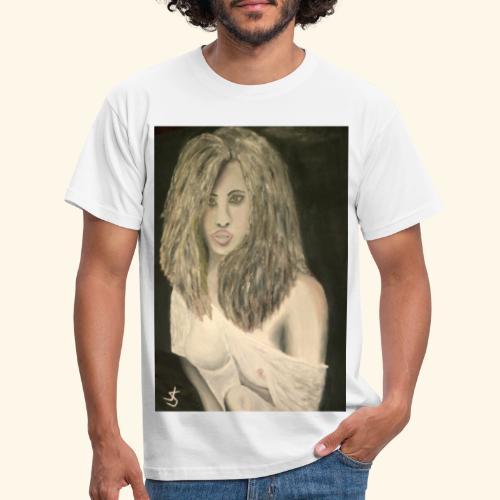 Einsame Schönheit - Männer T-Shirt