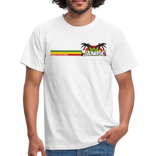 logotshirtsdruck - Männer T-Shirt