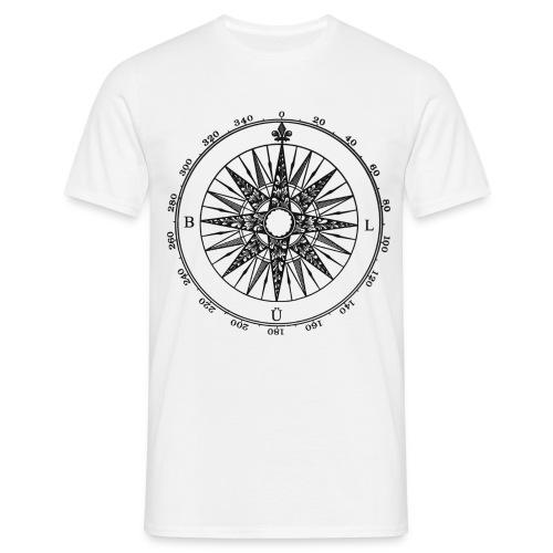 BüL Kompass png - Männer T-Shirt