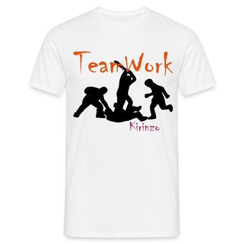 team work - T-shirt Homme